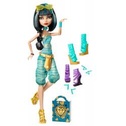 Клео Де Нил Коллекция кукол с обувью Cleo De Nile Footwear Doll Collection