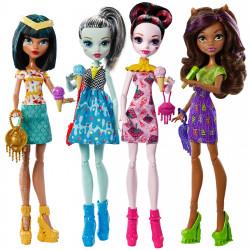 Набор из 4-х кукол Монстры с мороженым Ice Scream Ghouls Exclusive 4 Doll Set