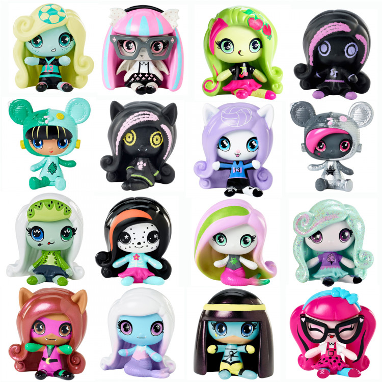 Минифигурки в коробочке 2 волна (в ассорт) Minis 2 Season Collectible Figure Pack