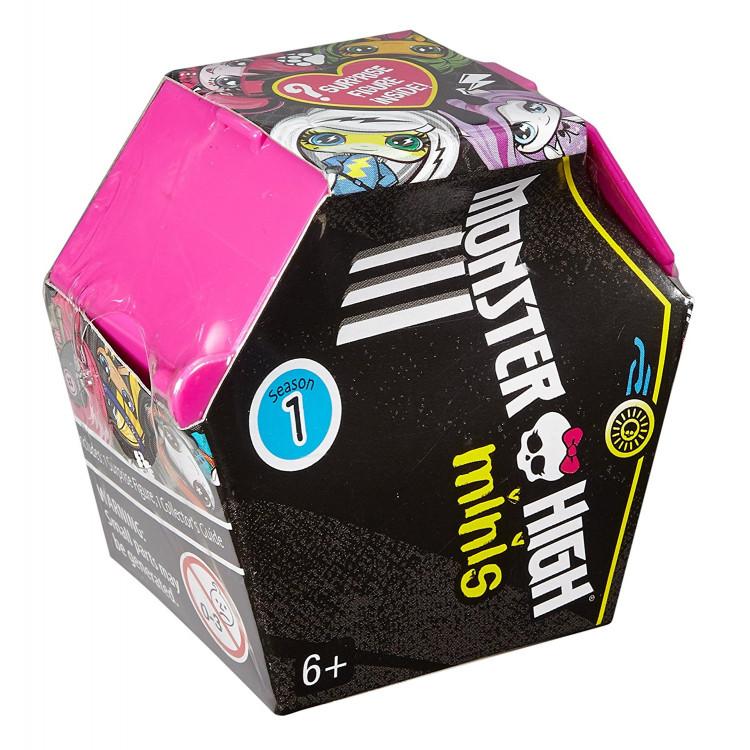 Минифигурки монтры конфетки в коробочке (в ассорт) Minis Candy Ghouls in box