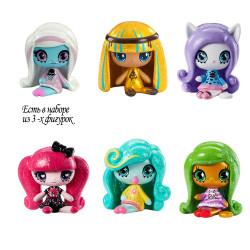 Мініфігурки монтри цукерки в коробці (в асорт) Minis Candy Ghouls in box