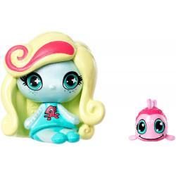 Мініфігурка Лагуна Блю з вихованцем Minis Lagoona Blue Doll & Neptuna Pet