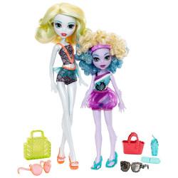 Лагуна и Келпи Блу Семья монстров Lagoona and Kelpie Blue Dolls Monster Family