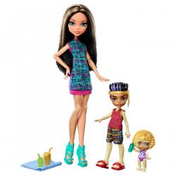 Клео де Нил Семья монстров Cleo De Nile Monster Family Monster High