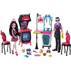Кухня вампиров Семья монстров Monster Family Vampire Kitchen