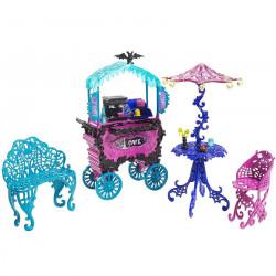 Уличное кафе Скариж Город Страхов Travel Scaris Cafe Cart