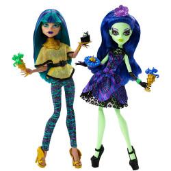 Нефера и Аманита Десерты и мороженое Nefera and Amanita Scream & Sugar