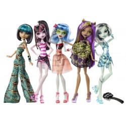 Набор из 5-ти кукол Побережье Черепа Skull Shores 5 Pack
