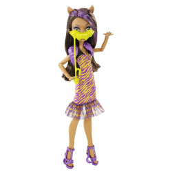 Клодин Вульф Танец без страха Clawdeen Wolf Welcome to Monster High Dance The Fright Away