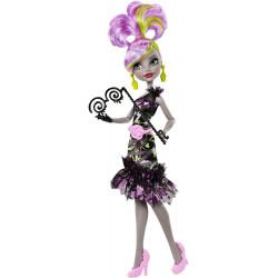 Моаника Ди'Кей Танец без страха Moanica D'Kay Welcome to Monster High Dance The Fright Away