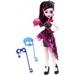 Дракулаура Фотобудка Draculaura Welcome To Monster High Photo Booth