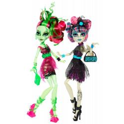 Рошель и Венера Танцы Зомби Rochelle & Venus  Zombie Shake